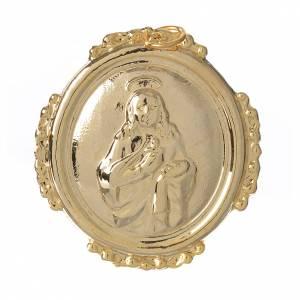 Médaille pour confrérie Saint Lucie métal s1