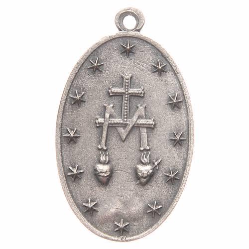 Médaille Vierge Miraculeuse 3,2 cm s2