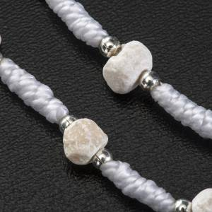 Bracelets, peace chaplets, one-decade rosaries: Medjugorje stone decade rosary