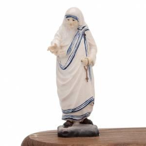 Mère Thérèse avec lampe votive s3