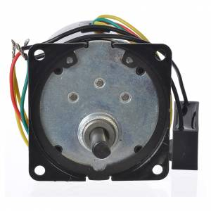 Water pumps and gear motors for nativity scenes: Motor reductor for nativities MPW 20spin/minute