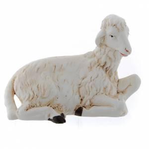 Moutons pour crèche set 3 pcs 40-45 cm s4