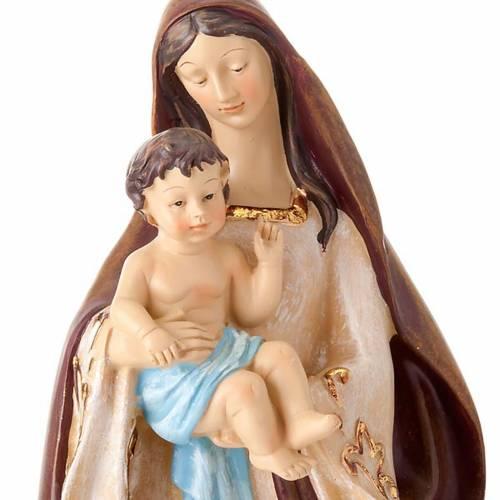 Natividad sagrada familia 2 piezas 45 cm 3