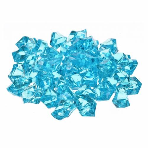 Nativity accessory,  sky blue gems, 150gr s1