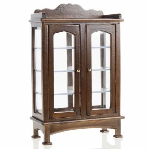Nativity accessory, wooden cupboard s1