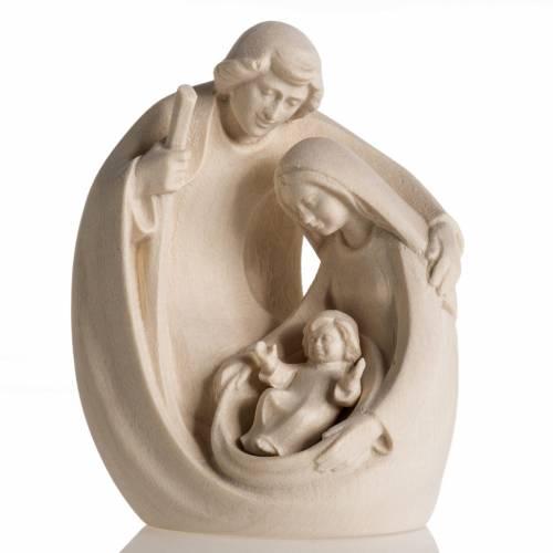 Nativity figurine, Holy family, line model s1