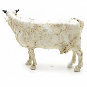 Nativity figurines, resin cow, 6x9cm s2