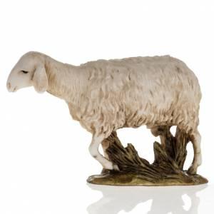 Animals for Nativity Scene: Nativity scene figurine, sheep 11cm by Landi