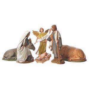 Nativity Scene figurines arabian style by Moranduzzo 10cm s1