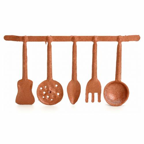 Nativity set accessory, ladles and spoons s1