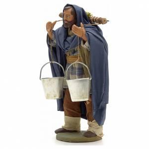 Neapolitan Nativity Scene: Nativity set accessory Water carrier 14 cm figurine