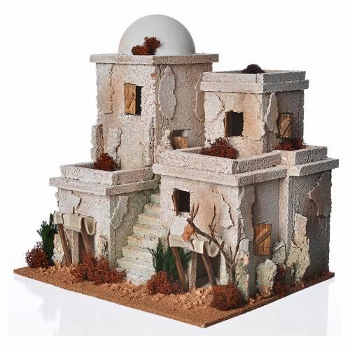 Nativity setting, minaret in cork s2