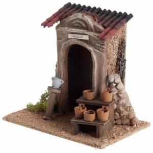 Nativity setting, potter's workshop s2