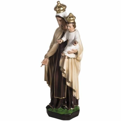 Notre Dame du Carmel résine 60 cm s5