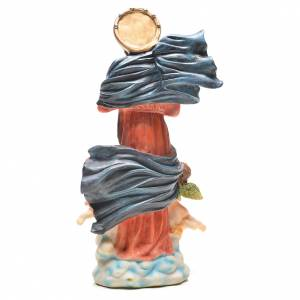 Notre Dame qui défait les noeuds 20cm s2