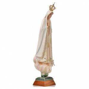 Our Lady of Fatima, plastic statue, 45 cm s4