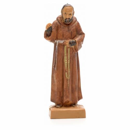 Padre Pio 7 cm Fontanini s1