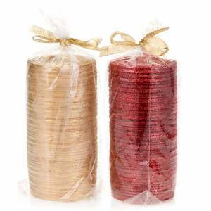 Weihnachtskerzen: Paket Kerze 15 Zentimeter