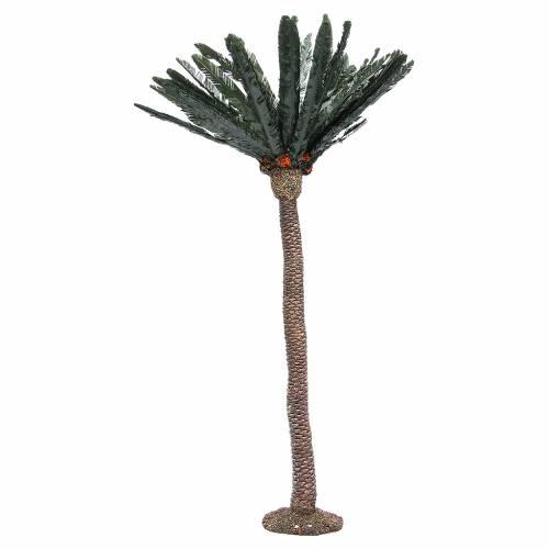 Palmier crèche résine h 80 cm s1