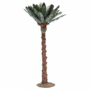 Palmier pour bricolage crèche h réelle 40 cm s1