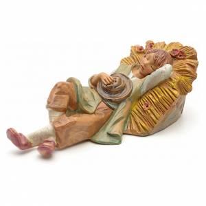 Pastor durmiendo 19cm Fontanini s1