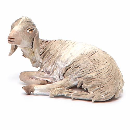 Pecorella 13 cm Angela Tripi terracotta s2