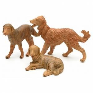 Animales para el pesebre: Perro cm 12 Fontanini