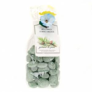 Sweets and candies: Pine tree jelly sweets, gift pack 250gr, Camaldoli