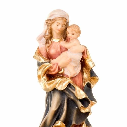 Madonna con bambino portarosario 2