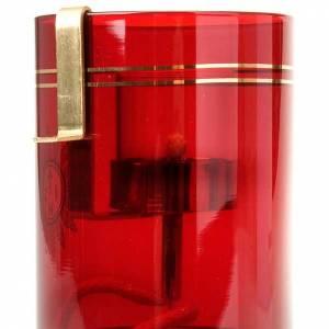 Porte Flamme à huile pour verre rubis s3