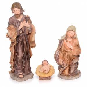 Presepe completo resina cm 50 - 11 statue s2