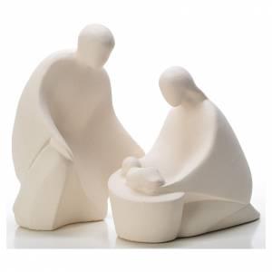 Presepe Navidad argilla Ceramica Ave s2