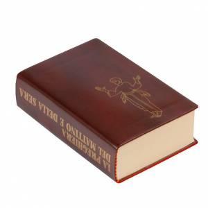 Liturgie des heures, volume unique et 4 volumes: Prière du matin et du soir ITALIEN