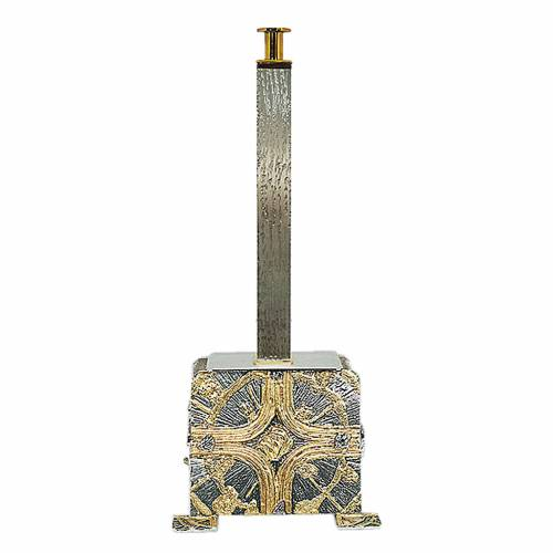 Processional cross stand, cross and rays s1