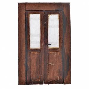 Puerta 11x7 cm pesebre napolitano s1