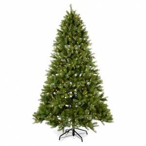 Árboles de Navidad: Árbol de Navidad 210 cm Poly modelo Memory Shape luces Bluetooth verde
