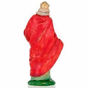 Statue per presepi: Re magio oro 13 cm