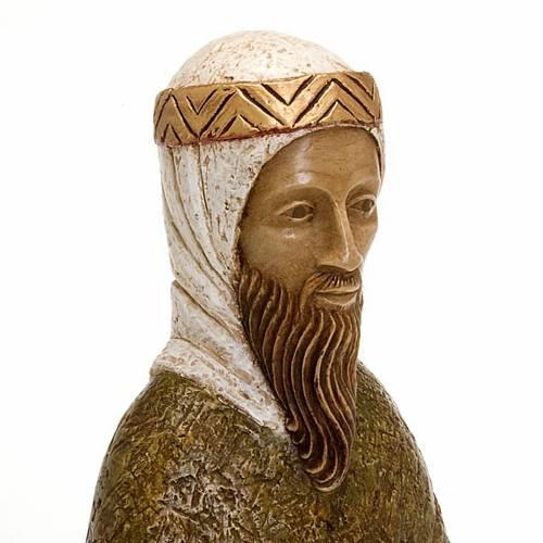 Re Magio Balthasar Presepe Contadino s6