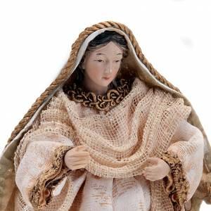 Resin nativity set 25.5cm s3