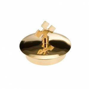 Ricambi ampolline 200 cc: coperchio dorato s1