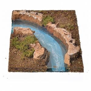 Río componible corcho: curva izquierda s4