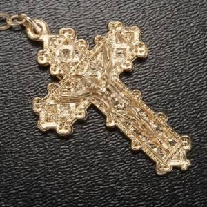 Rosario Ghirelli cristallo grotta Lourdes 4 mm s4
