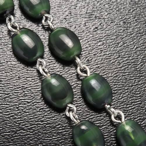 Rosario Ghirelli vetro verde crociera cubo apribile s6
