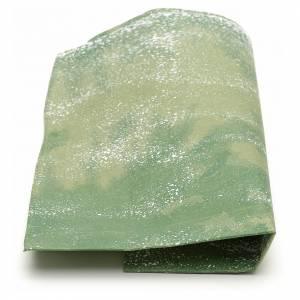Rouleau papier crèche 70x50 cm pré enneigé s2