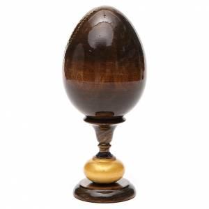 Russian Egg Idigitria Gorgoepikos découpage 20cm s3
