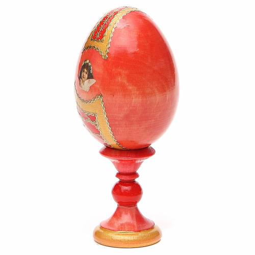 Russian Egg Ozeranskaya Fabergè style 13cm s3