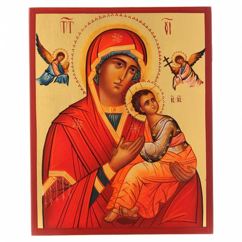 Russian icon, Perpetual Help s1
