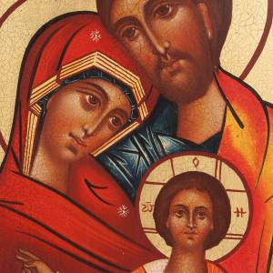 Russian icon The Holy Family s2
