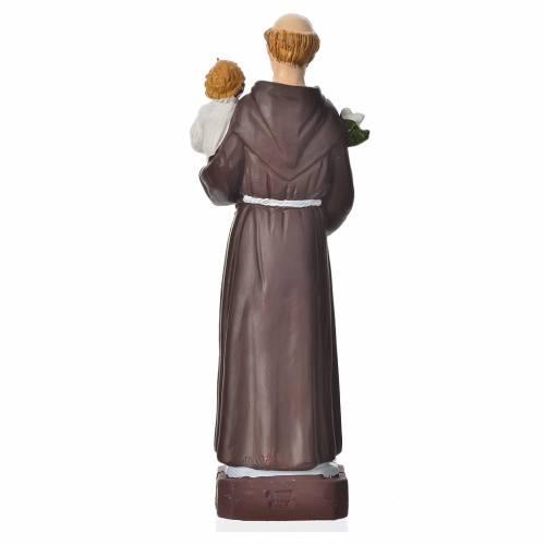 Saint Antoine statue pvc incassable 16 cm s2
