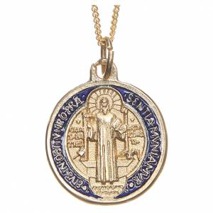 Pendants of various kind: Saint Benedict medal